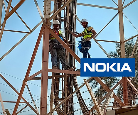 NOKIA -Telecom implementation